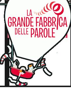 Il logo della Grande Fabbrica delle Parole