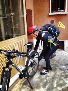 Luigi si prepara a ripartire da Milano